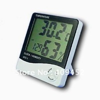 Digital Temperature Humidity Meter Thermometer LCD 70031