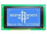 графический lcd дисплей модули 128 x 64 ks0108 stn голубой отрицательный с белым привело