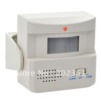 50pcs/lots sensing Welcome alarm combo / infrared Welcome / alarm