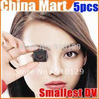 Smallest Mini HD DV DVR Video Sports Camera Camcorder Recorder with USB2.0 1280x720 Express 5pcs