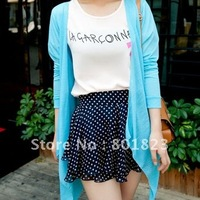 Free shipping-1pc: 2012 hot sale In summer lady ultrathin  knitted sweater(color same as picture),best-selling