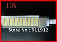 9W flexible led strip light G24/E27 base led lighting 48pcs 5050SMD750 lumen 85 ~ 265V / AC 50-60HZ 2 years gurantee