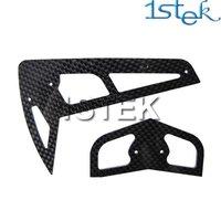 1 set Carbon fiber Carbon Stabilizer Set T-REX 450 V2