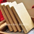 Fashion Stationery Elegant Kraft Paper Cover Memo Note Diary Pad Book Notepad Notebook 4 designs assorted delivery ST0788
