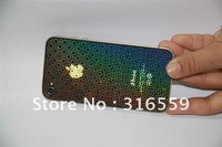 Clear 3D Diamond LCD Screen Protector Film Cover for Apple iPhone 4 4G 4S ~100pcs free dhl...