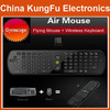 Free China Post Airmail Gyroscope Mini Fly Air Mouse RC11 2.4GHz wireless Keyboard for google android Mini PC TV Palyer box(China (Mainland))