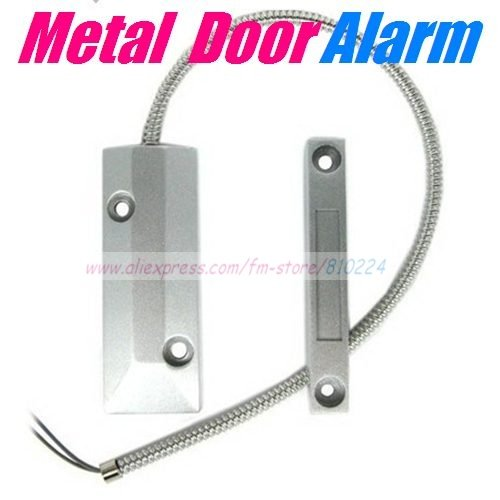Zinc Alloy Security Metal Door Magnet Alarm System(China (Mainland))