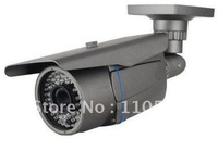 "Free Shipping 1/3 ""SONY CCD700 line waterproof CCTV cameras, night vision-one surveillance cameracctv camera with OSD"