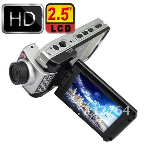 F900 Full HD 1080P 2.5&quot; TFT LCD Screen 5.0 Mega Pixels Video Camcorder Car DVR(China (Mainland))