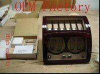 WB3407  gift box  jewelry box wooden box watch box  WATCHWINDER DBL CUR 4x6 DRK