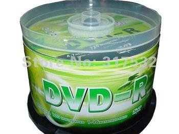 Very cheap and high quality Banana KCK series DVD-R 4.7GB 16X blank media DVD 50pcs/lot