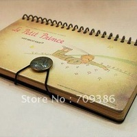 FREE SHIPPING Notebook Note pad little Prince Weekly Schedule Make Plan Kraft Pper Little Diary