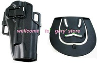 Blackhawk CQC Airsoft 1911 hard plastic tactical holster Black free shipping