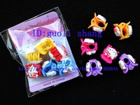 Wholesale  60pcs girl's love hello kitty Fashion  Hair claw  free shipping  F60