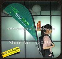 Popular Backpack Flying Banner