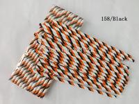Free shipping Stripe Paper Straws Drinking Paper Straws light bule 500pcs per lot