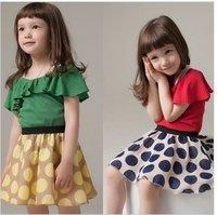 Платье для девочек OEM girlssummer TM06