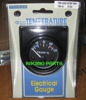"""Universal 2"""" WATER TEMPERATURE GAUGE (40-120C) 12 VOLT /AUTO GAUGE/AUTO METER"""