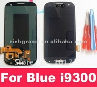 LCD Display Digitizer Touch Screen Assembly For Samsung Galaxy S 3 III i9300 FREE SHIPPING