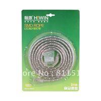 New package 220v led strip 2m blister plastic package 220v led strip 5050 60leds per meter led strip set,MOQ is one set
