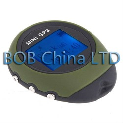 GPS Tracker, Mini Handheld Tracking with Providing AccuratePosition for Outdoor Sport(China (Mainland))