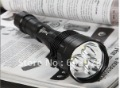 Trustfire 3T6 Flashlight 5 Mode 3800 Lumens 3 * CREE XM-L XML T6 LED Flashlight 3* 18650 Battery Extendable High Power Torch