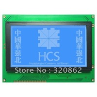 Freeshipping 240128 240*128 dots Graphic/Matrix  LCD Module display / LCM   T6963C  B/W