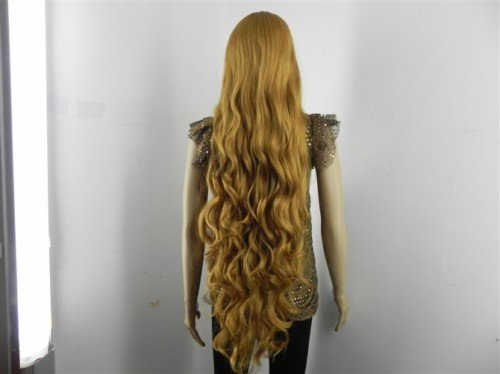 Charming Sexy new listings do very charming too long curly hair #384 Free shipping(China (Mainland))