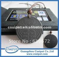negaitve ion quantum science scalar energy pendant with bio energy card 50pcs/lot