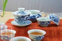Посуда Hand-painted antique china porcelain Tea Set, China porcelain teapot Suppliers, zhi lotus porcelain