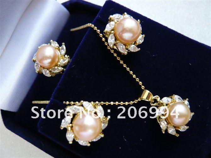 Pearl Earrings Designs Images Shell Pearl Earring Rings
