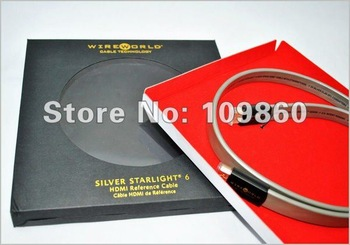 Wireworld Theater Silver Starlight 6 (SSH) 1.4 3D hdmi to hdmi cable with original box 2M