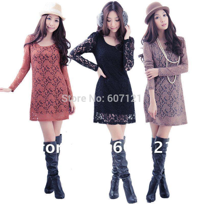 Одежда Из Южной Кореи Для Полных Женщин