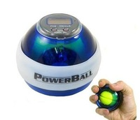 Power ball with LED and Meter! Wrist ball retail