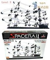 Popular classic space rail space warp spacerail level 3 children education toys