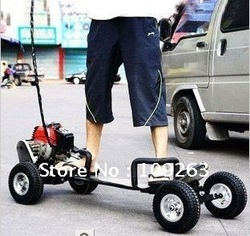 Gas powered skateboard,motor scooter,gasoline scooter skateboard facroty direct ! SPECIAL OFFER NEW Arrival!!(China (Mainland))