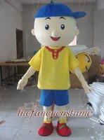 QC2297 Cailou  Cartoon  Mascot Costume free shipping
