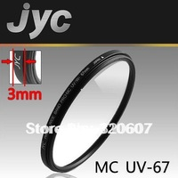 JYC 67mm 67 mm MCUV MC UV Multi Coated Ultra-Violet Filter & Free Shipping With Tracking Number
