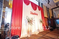 Free shipping Top selling 3m*6m wedding background decoration, wedding items