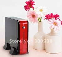 Freeshipping mini pc with AMD Athlon N330 Dual-core 2.3Ghz processor,2GB RAM&160GB HDD,WIN7 OS,WIFI,HDMI,USB 3.0 Port