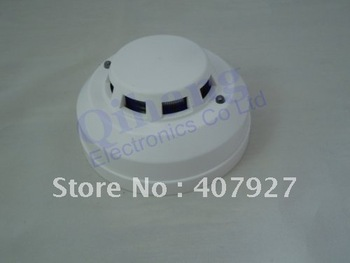 Wired alarm smoke detector (work with alarm system) + free shipping