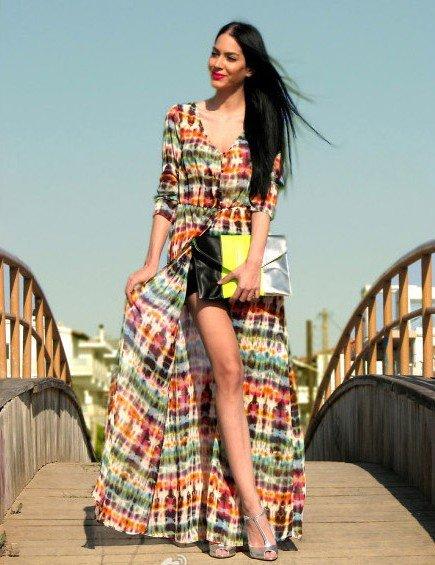Long summer dress for sale