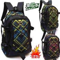 Новый стиль школа Рюкзак спортивный рюкзак черный спортивной моды черный