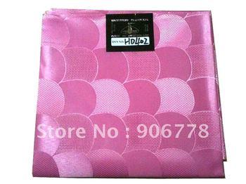 A++ quality    african head tie  2yards*1yard +fushia pink color