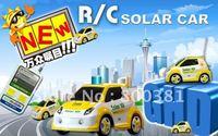 new arrival hot sale Solar R/C solar car, solar toys ,usb toys-Full Function Radio Control- Free Shipping