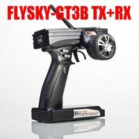 5pcs Flysky RC Car Boat FS GT3B  FS-GT3B 2.4G 3CH Gun Transmitter Receiver wholesale gt3