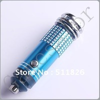 Auto Car Fresh Air Purifier Oxygen Bar Ionizer Free shipping  9940