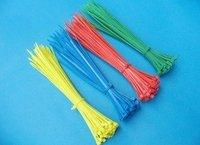 500pcs 4*200mm self-locking nylon cable tie