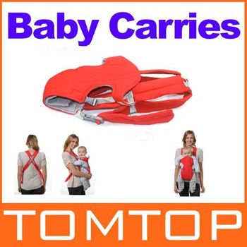Convenient Baby carriers Slings Backpacks Decompression strap Blue/Red Freeshipping Dropshipping Wholesale