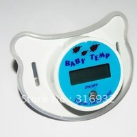 H3 Free Shipping New LCD Digital Infant Baby Temperature Nipple Thermometer